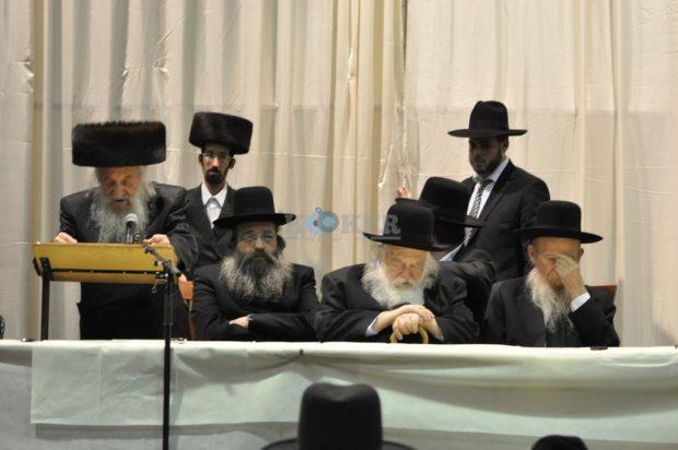 עצרת לע''נ הרבנית קניבסקי ע''ה (1)