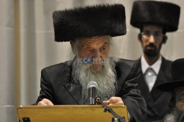 עצרת לע''נ הרבנית קניבסקי ע''ה (2)