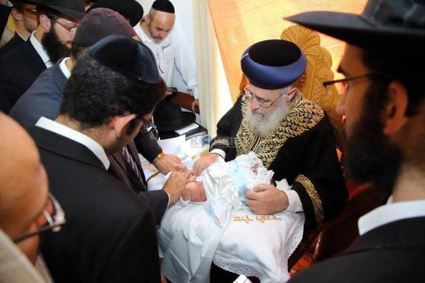 הרב ה יצחק יוסף סנדק צילם קובי כץ 24