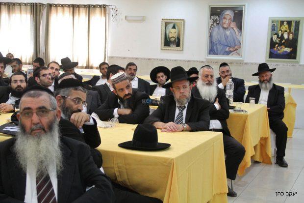 יום עיון עם אבוחצירא , דרעי, הרב יצחק יוסף צילם יעקב כהן (12)