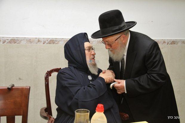 יום עיון עם אבוחצירא , דרעי, הרב יצחק יוסף צילם יעקב כהן (17)