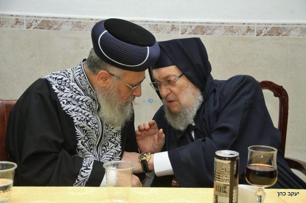 יום עיון עם אבוחצירא , דרעי, הרב יצחק יוסף צילם יעקב כהן (22)