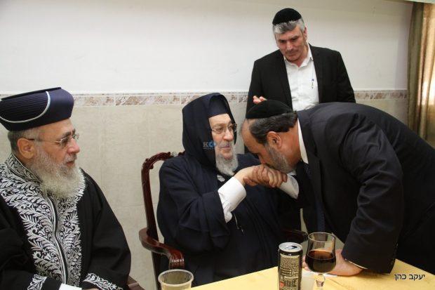 יום עיון עם אבוחצירא , דרעי, הרב יצחק יוסף צילם יעקב כהן (24)