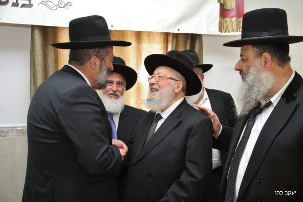 יום עיון עם אבוחצירא , דרעי, הרב יצחק יוסף צילם יעקב כהן (35)
