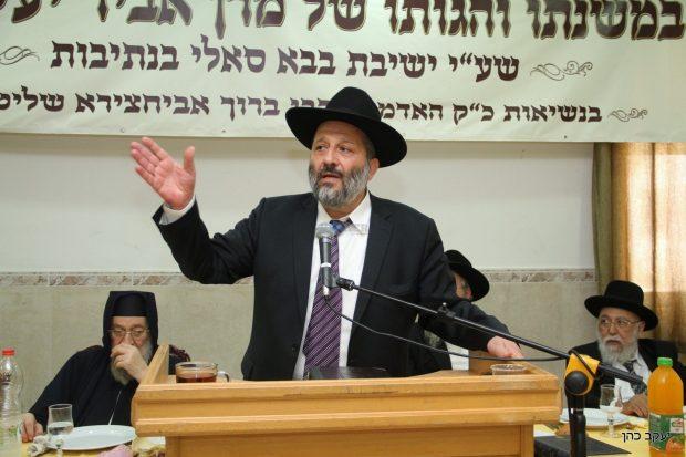 יום עיון עם אבוחצירא , דרעי, הרב יצחק יוסף צילם יעקב כהן (36)