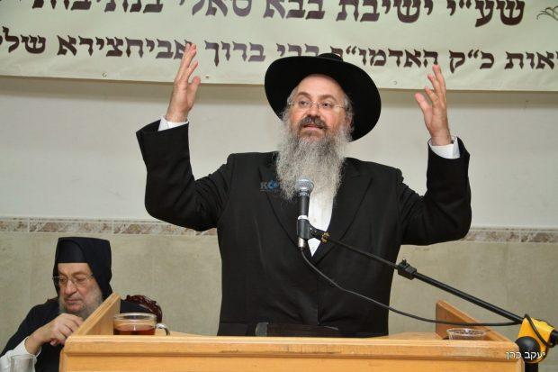 יום עיון עם אבוחצירא , דרעי, הרב יצחק יוסף צילם יעקב כהן (37)
