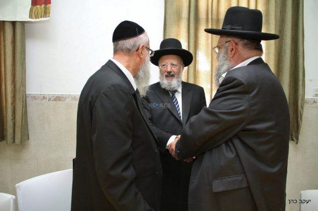 יום עיון עם אבוחצירא , דרעי, הרב יצחק יוסף צילם יעקב כהן (38)