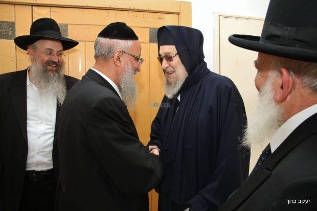 יום עיון עם אבוחצירא , דרעי, הרב יצחק יוסף צילם יעקב כהן (40)