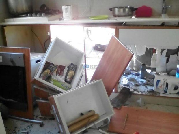 פיצוץ בדירה 24