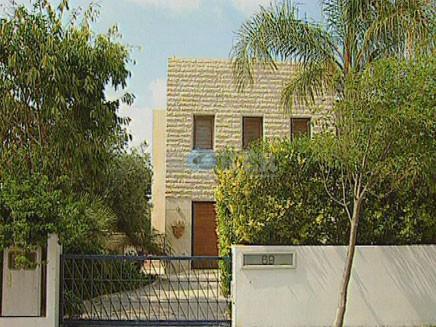 המעון בקיסריה - צילום:  חדשות 2