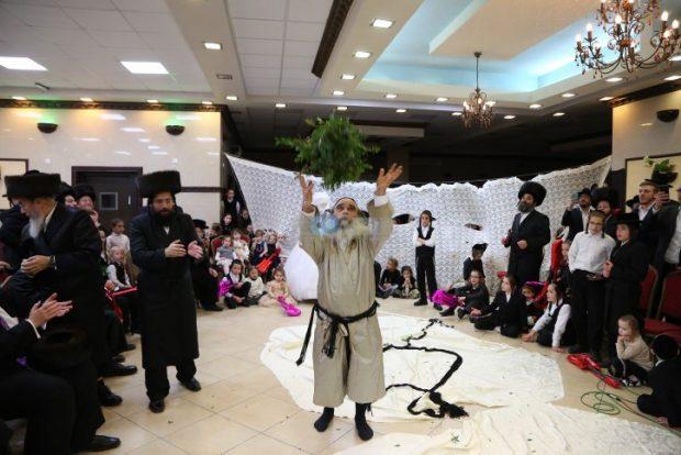 ULTRA ORTHODOX JEWISH RABINOVICH WEDDING