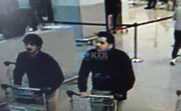 תמונת החשודים שביצעו את הפיגוע בשדה התעופה