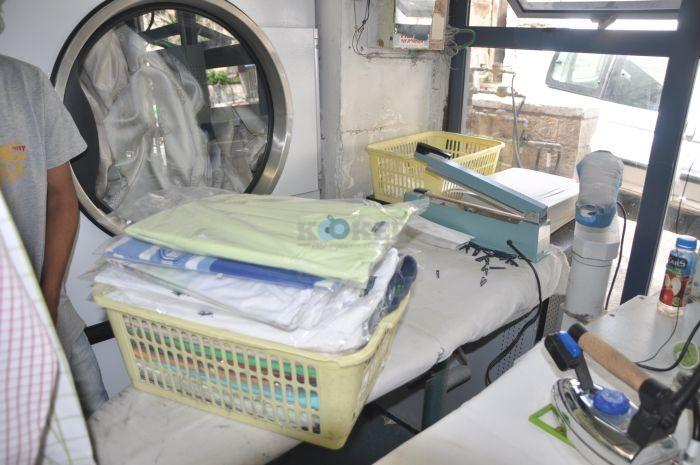 בלתי רגיל מכבסות בירושלים - אקטואליק QU-67