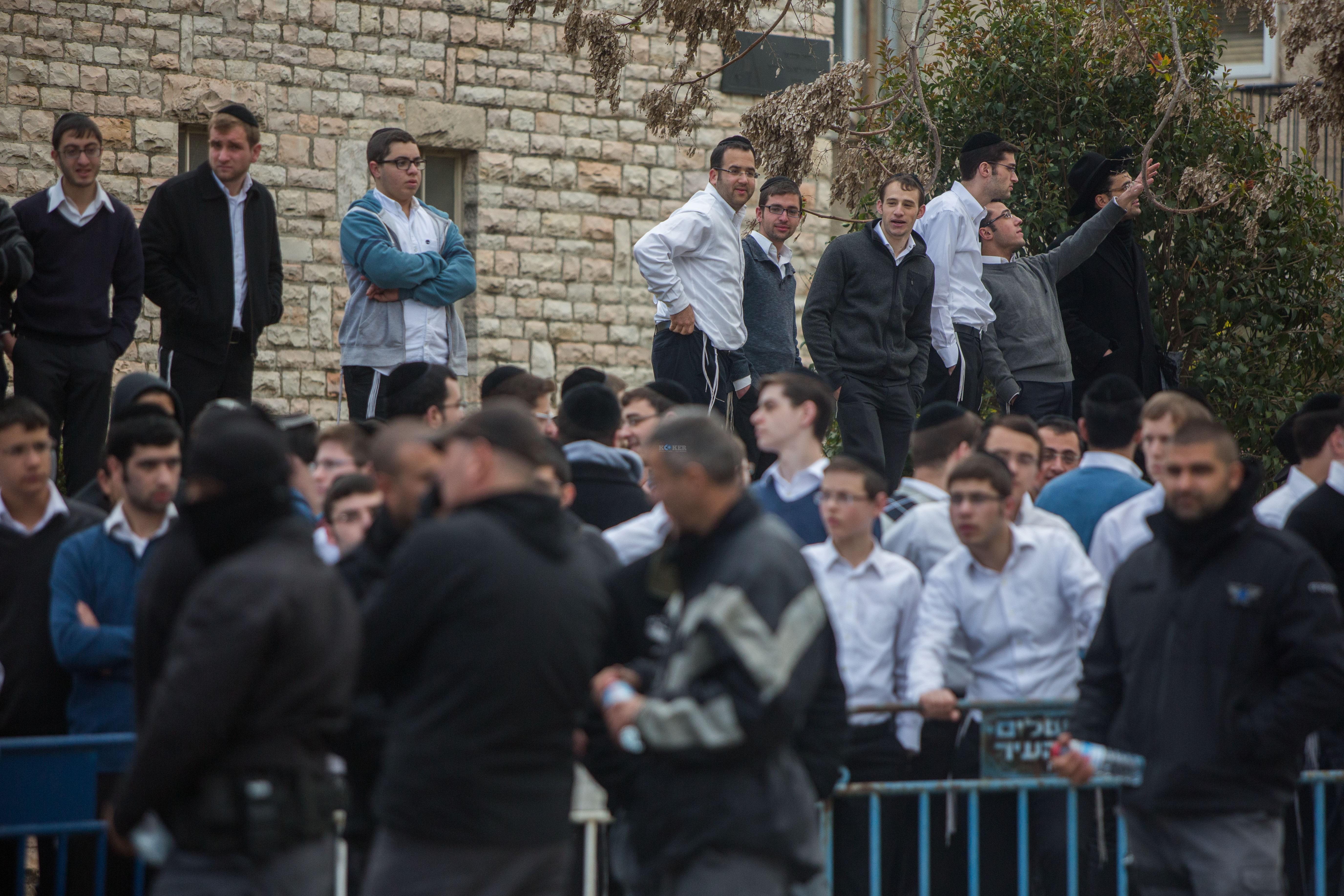 Israeli security force