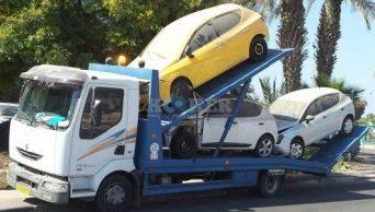 העברת מכוניות לפירוק